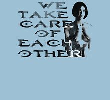 HALO Cortana We Take Care of Each Other Unisex T-Shirt