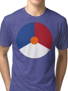 Royal Netherlands Air Force Insignia Tri-blend T-Shirt