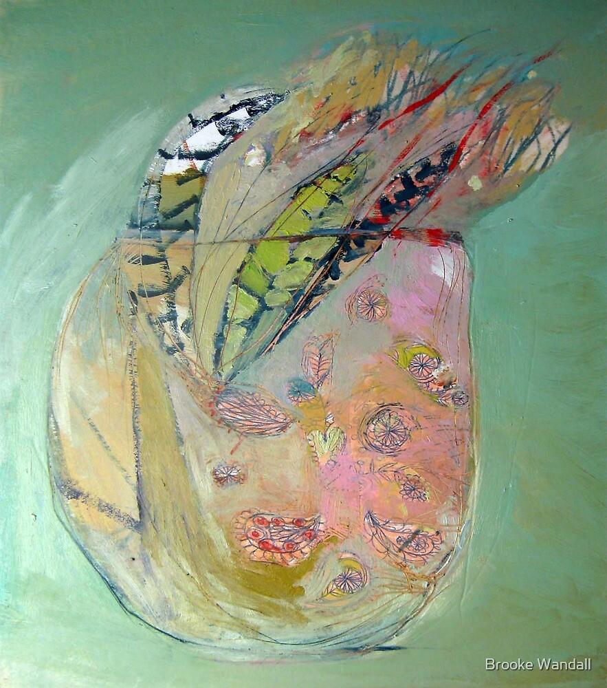 feathers by Brooke Wandall