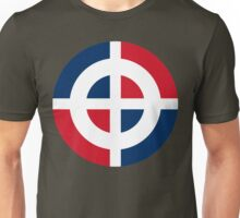Dominican Air Force Insignia Unisex T-Shirt
