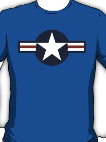 US Star Insignia (1947 to Present) T-Shirt