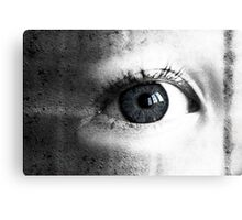 Through The Eyes Of A Child Canvas Print