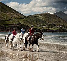 County Kerry Beachriders by Rumtreiber