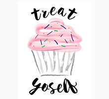 Treat Yoself Cupcake T-Shirt