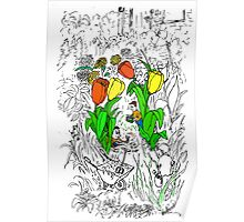 Gardening Help Poster