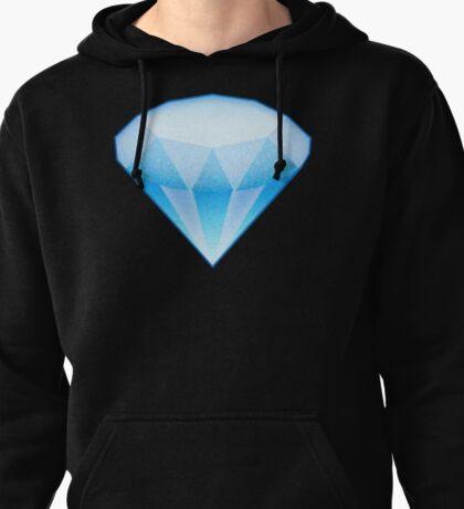 Diamond Emoji (Large) Pullover Hoodie
