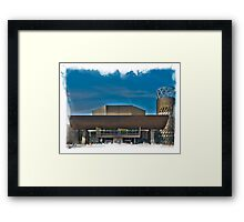 The Lowry - Salford Manchester Framed Print