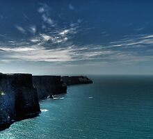 Cliffs of Moher by Rumtreiber