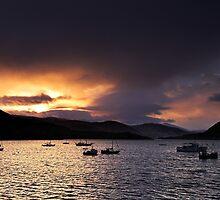 Ullapool Sunrise by Phil Millar