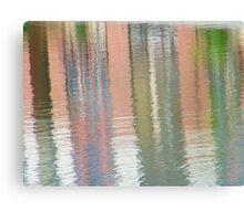 HARP Abstract Canvas Print