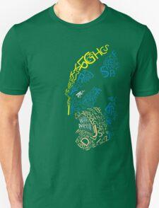 Wolverine Typography  T-Shirt