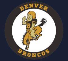 Denver Broncos Kids Clothes