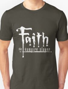 Faith the Vampire Slayer Unisex T-Shirt