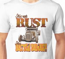 It's Not Rust.... Unisex T-Shirt