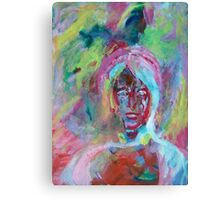 An Old Soul Canvas Print
