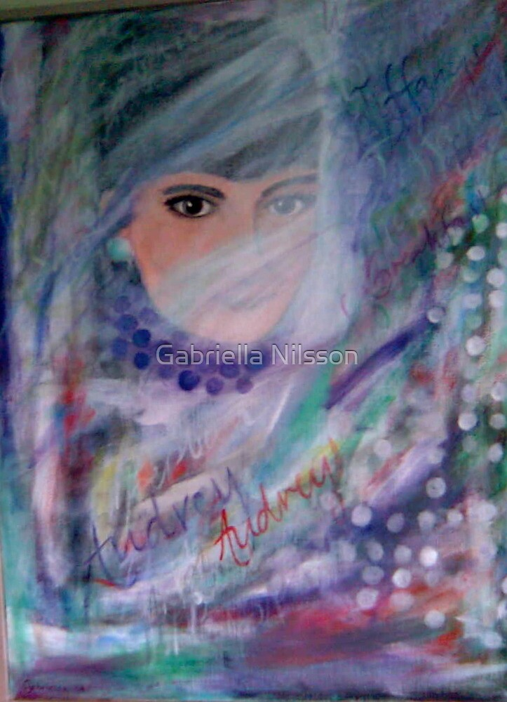 """""""The Ghost of Audrey"""" by Gabriella Nilsson"""