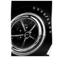 Goodyear Tyre Poster