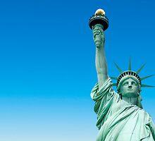 The Statue of Liberty by SOMATUSCANI