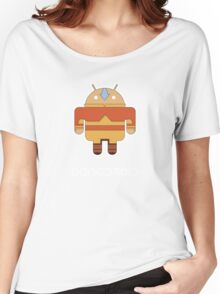 Aangdroid Women's Relaxed Fit T-Shirt