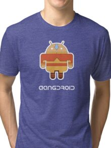 Aangdroid Tri-blend T-Shirt