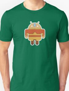 Aangdroid (no text) Unisex T-Shirt