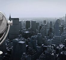 New York Skyline by SOMATUSCANI