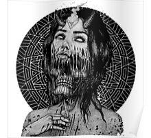 Demon Girl Poster