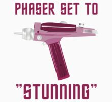 Phaser set to STUNNING! by Iain Maynard