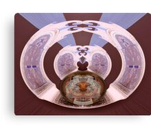 Wormhole to Wheneverland Canvas Print