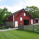 Barn @ Glen Burnie House - Winchester, VA by AJ Belongia