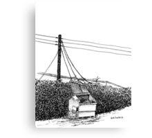 Suzanne 3 Canvas Print