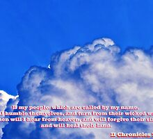 Heaven {II Chronicles 7:14} by Vince Scaglione