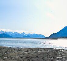 Chilkat River Panorama by Yukondick
