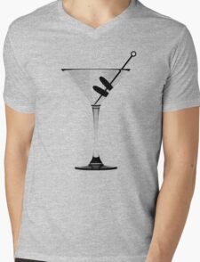 The Great Gatsby Mens V-Neck T-Shirt