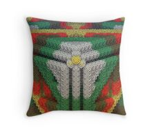Return to Triangleville Throw Pillow