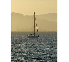 Sunset Cruise Photographic Print