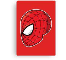 Spider-Man Icon Canvas Print