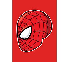 Spider-Man Icon Photographic Print