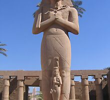 Colossus of Ramses II by Patricia127