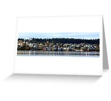 Coupeville Pan Greeting Card