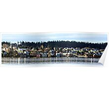 Coupeville Pan Poster