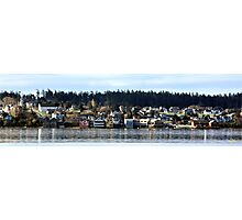 Coupeville Pan Photographic Print