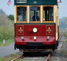 Astoria Trolley by Leon Heyns