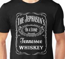 The Jephasuns Whisky Label T-Shirt Unisex T-Shirt