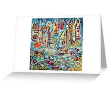 The Whitsundays Greeting Card