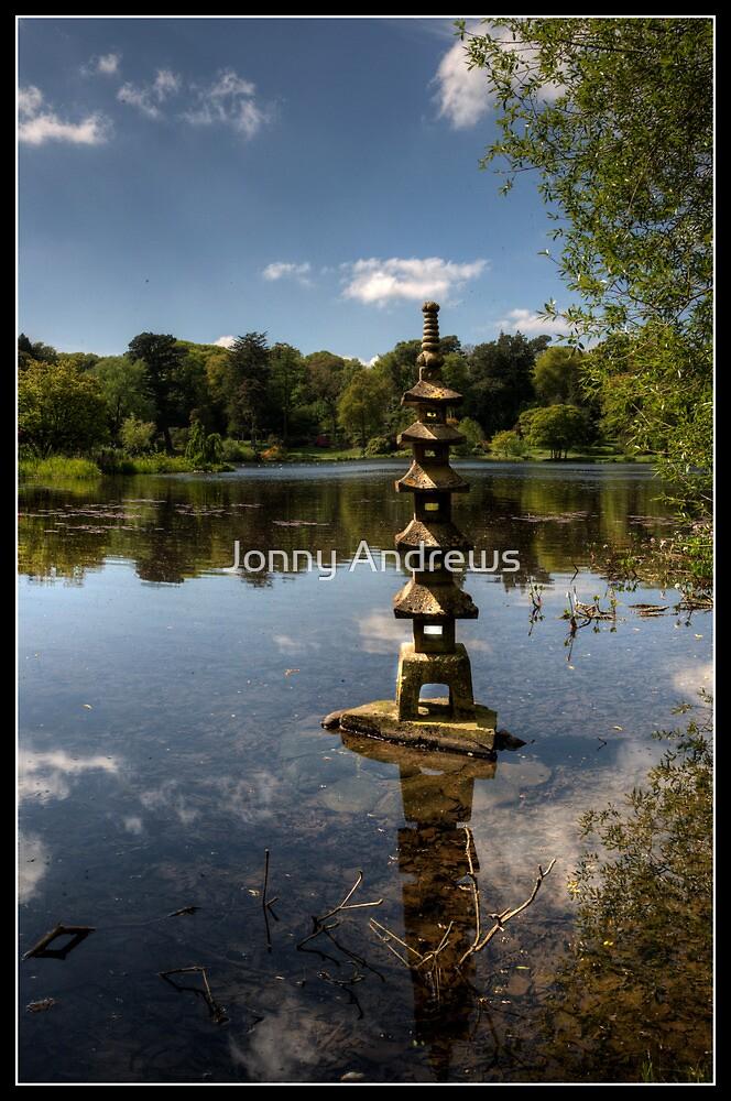 Mountstewart Lake by Jonny Andrews