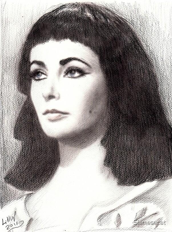 Cleopatra by Siamesecat
