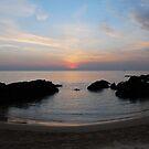 Sunset Phu Quoc Island. Vietnam by Tom Shapland