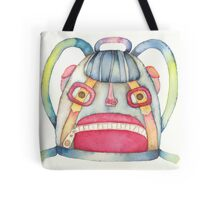 """The backpack scary, illustration of the story """"backpack""""  Tote Bag"""