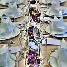 The Wedding Table. by Lynne Haselden